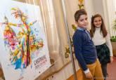 Presentación del cartel y de Don Carnal y Doña Cuaresma del Carnaval de Cartagena 2020