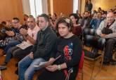 Entrega premios 'Amigo solidario' de ASIDO