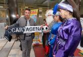 Inauguración Campaña de Recogida de Juguetes municipal