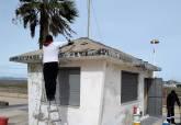 Entrega diplomas Programa Barrios ADLE en Los Nietos