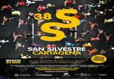 Cartel San Silvestre Cartagena 2019