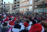 Muestra Escolar de Villancicos en la Plaza del Ayuntamiento