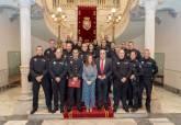 Toma de posesión del nuevo comisario de la Policía Local