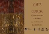 'Mirada oculta' exposición en el Teatro Romano