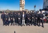 Antonio Ruíz se despide de la Policía Local tras 35 años de servicio