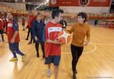 Encuentro de PrimiSport con las jugadoras de tenis de la Selección Nacional