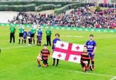 C.R.U. Cartagena campeonato de Europa de rugby