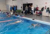 Visita Noelia Arroyo al Club de Waterpolo Carthago Santa Ana