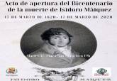 Bicentenario de la muerte de Isidoro Máiquez