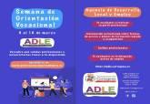 Semana de Orientación Vocacional de la ADLE
