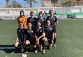 Liga comarcal de fútbol base, categoría féminas