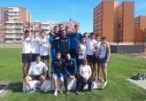 El UCAM Atletismo Cartagena se proclama campeón regional de Clubes Absoluto