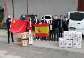Colaboración de la comunidad China