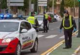 Controles de la Policía Local por el Estado de Alarma
