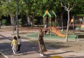 Primera salida de niños menores de 14 años en la desescalada tras el confinamiento por la crisis del coronavirus