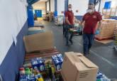 Donación de la Federación de Carthagienes y Romanos al dispositivo de emergencia social