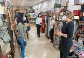 Los comercios de Cartagena reabren sus puertas con todas las garantías de seguridad para clientes y trabajadores