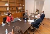 Reunión del Patronato Fundación Teatro Romano