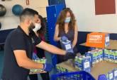 Donación de Riblanc Seguros al dispositivo municipal de emergencia social