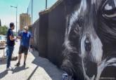 Exhibición Graffiti Street Art Come Back Kraser