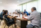 Reunión de Vía Pública con los hosteleros