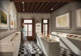 Imágenes del proyecto de rehabilitación y musealización de la casa natal de Isaac Peral