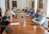 Reunión Área 2 De Salud y FAVCAC