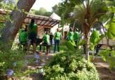 Entrega de diplomas ADLE curso de Jardines Mediterráneos