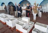 Entrega De Lotes De Pescado A Centros Beneficos