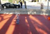 Visita a la nueva zona de juegos infantiles de Cabo de Palos