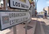 Reunión vecinos Los Urrutias-Carmolí