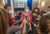 Entrega del cheque de la recaudación de la IV Carrera 10K del Puerto a la Asociación Pablo Ugarte