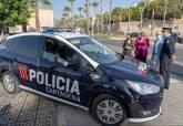 Acto de toma de posesión de 41 policías locales en El Batel