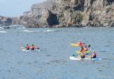 Reserva Marina de Cabo de Palos-Islas Hormigas, piraguas