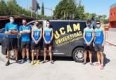 El UCAM Atletismo masculino subcampeón en la Copa de España disputada en Extremadura