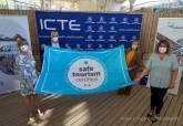 Los centros de Puerto de Culturas reciben el certificado de seguridad frente al COVID