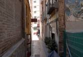 Obras de remodelación en el municipio de Cartagena