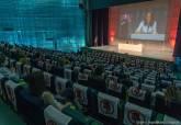 Clausura del congreso internacional de Trata de Personas