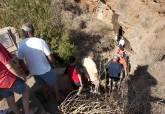 Acceso a Cueva Victoria. Imagen de archivo