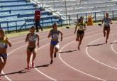 Competiciones de atletismo del UCAM Cartagena en octubre 2020