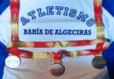 David Céspedes triple campeón de España en atletismo Máster 2020