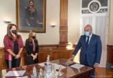 Toma de posesión de los nuevos vocales del Consejo Económico Administrativo