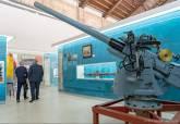 Inauguración Nueva Sala de Submarinos del Museo Naval de Cartagena