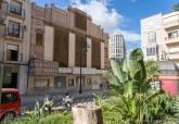 Una treintena de proyectos se presentan al concurso de ideas para rehabilitar el Cine Central de Cartagena