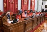 Pleno extraordinario de la corporación municipal