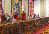 Pleno del Consejo municipal de la Infancia