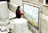 Restauración Mural Ramón Alonso Luzzy