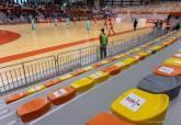 Los aficionados vuelven al Palacio de Deportes