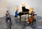 Entre Cuerdas y Metales, Trio clarinete, violonchelo y piano