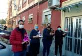 Concurso de Fachadas Navideñas en la Barriada Villalba